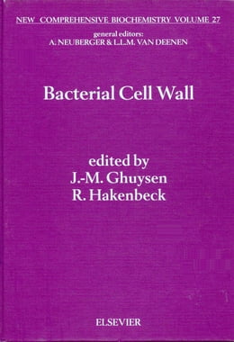Book Bacterial Cell Wall by Ghuysen, J.-M.