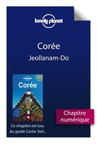 Corée 3 - Jeollanam-Do by Lonely Planet