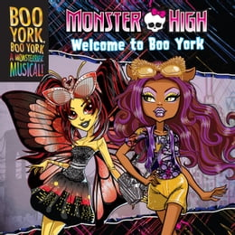 Book Monster High: Boo York, Boo York: Welcome to Boo York by Perdita Finn