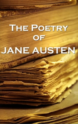 Book Jane Austen, The Poetry Of by Jane Austen