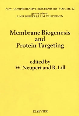 Book Membrane Biogenesis and Protein Targetting by Neupert, W.