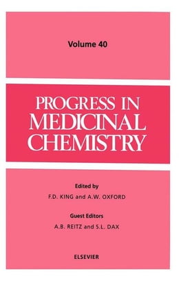 Book Progress in Medicinal Chemistry by King, F. D.