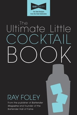 Book Ultimate Little Cocktail Book by Ray Foley