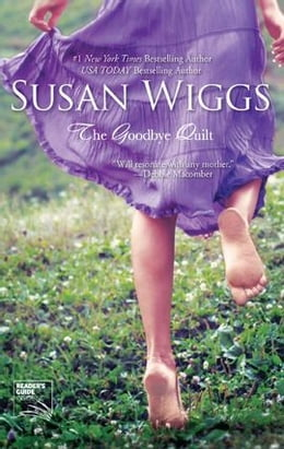 Book The Goodbye Quilt by Susan Wiggs