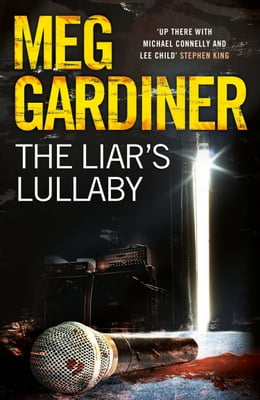 Book The Liar's Lullaby by Meg Gardiner