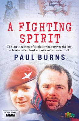 Book A Fighting Spirit by Paul Burns