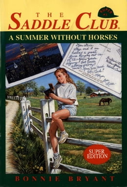 Book Summer Without Horses by Bonnie Bryant