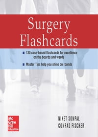 Master the Wards: Surgery Flashcards