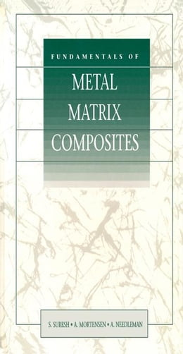 Book Fundamentals of Metal-Matrix Composites by Suresh, Subra