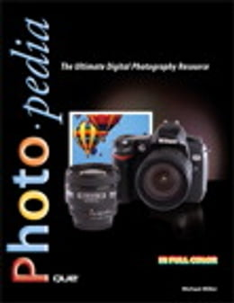 Book Photopedia: The Ultimate Digital Photography Resource by Michael Miller