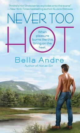 Book Never Too Hot by Bella Andre