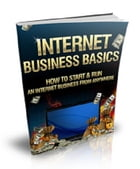 Internet Business Basics by Anonymous