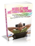 Work At Home Methods Unleashed by Anonymous