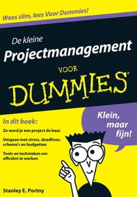 Project Management For Dummies, Book by Stanley E. Portny ...