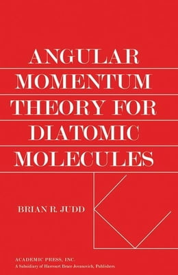 Book Angular momentum theory for diatomic molecules by Judd, Brain