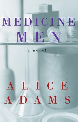 Book Medicine Men by Alice Adams