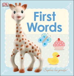 Book Sophie La Girafe First Words by DK