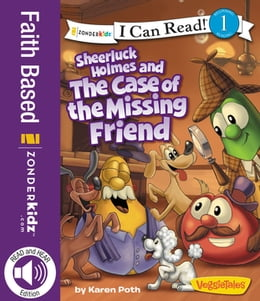 Book Sheerluck Holmes and the Case of the Missing Friend by Karen Poth
