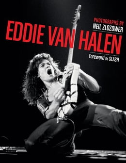 Book Eddie Van Halen by Neil Zlozower