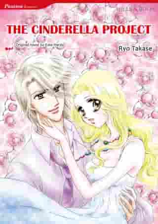 THE CINDERELLA PROJECT: Mills & Boon Comics by Kate Hardy