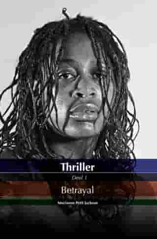 Thriller Betrayal by Mocienne Petit Jackson