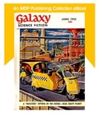 Galaxy Science Fiction June 1952 by MDP Publishing