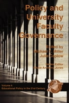 Policy and University Faculty Governance by Julie A. Caplow