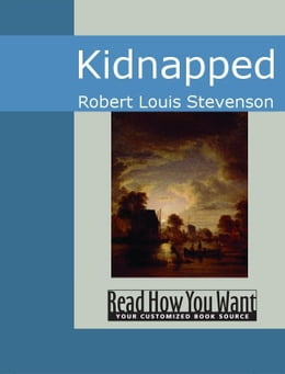 Book Kidnapped by Stevenson,Robert Louis