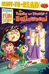 The Tricks and Treats of Halloween!: with audio recording