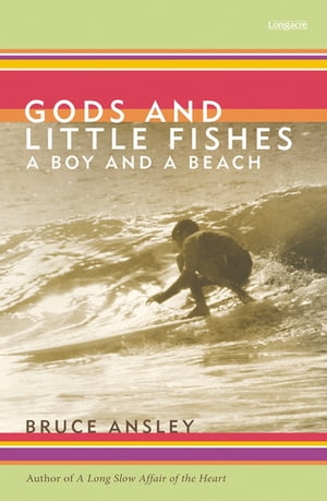 Gods And Little Fishes A Boy And A Beach