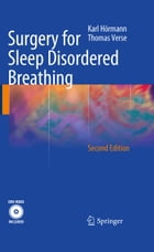 Surgery for Sleep Disordered Breathing by Karl Hörmann