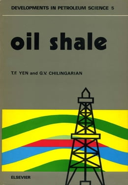 Book Oil Shale by Chilingarian, G.V.