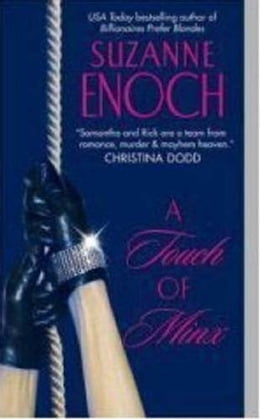 Book A Touch of Minx by Suzanne Enoch