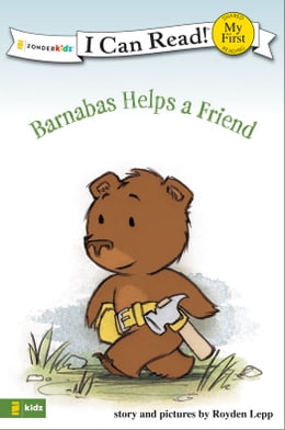 Book Barnabas Helps a Friend by Royden Lepp