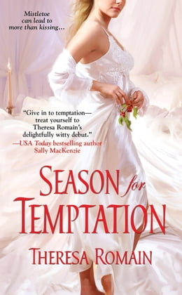 Book Season for Temptation by Theresa Romain