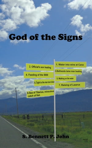 eight miracle signs of john