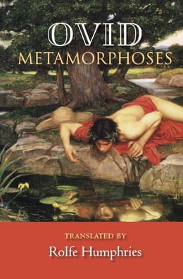 Book Metamorphoses by Ovid