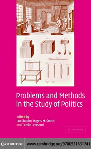 Problems Methods Study of Politics