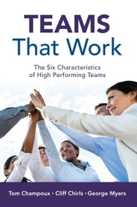 Teams That Work: The Six Characteristics of High Performing Teams