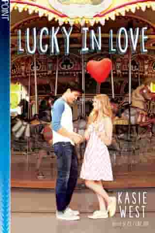 Lucky in Love (Point) by Kasie West