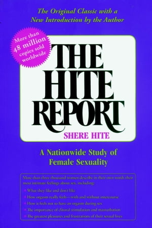 The Hite Report A Nationwide Study of Female Sexuality