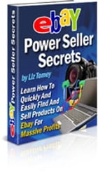 eBay Power Seller Secrets by Liz Tomey