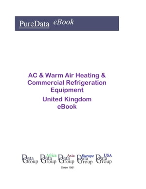 AC & Warm Air Heating & Commercial Refrigeration Equipment in the United Kingdom
