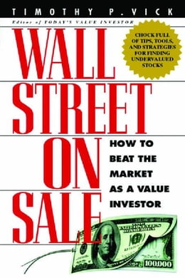 Book Wall Street On Sale by Vick, Timothy