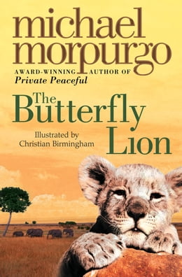 Book The Butterfly Lion by Michael Morpurgo