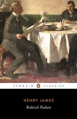 Book Roderick Hudson by Henry James