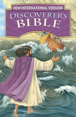 Book NIV, Discoverer's Bible, Revised Edition, eBook by ZonderKidz
