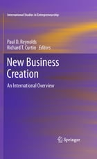 New Business Creation: An International Overview