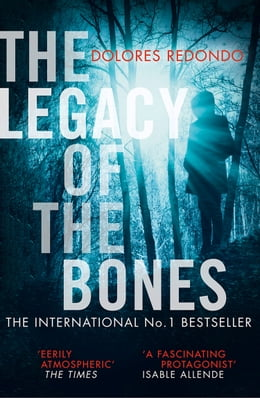 Book The Legacy of the Bones (The Baztan Trilogy, Book 2) by Dolores Redondo
