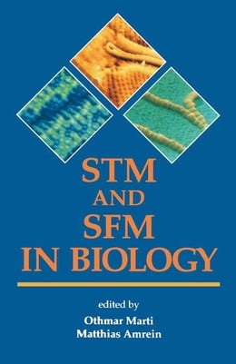 Book STM and SFM in Biology by Marti, Othmar